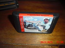 Newman Haas IndyCar Featuring Nigel Mansell (Sega Genesis, 1994) - $5.93