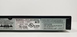 Sony CD/DVD Player HDMI 1080P DVP-SR510H With Remote..Fully Tested image 9