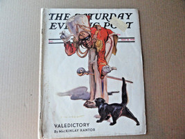 Saturday Evening Post Magazine May 28 1938 Complete - $12.99