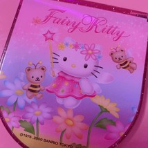 Sanrio Vintage  Fairy Kitty Mirror Very Rare Cute  Retro New Flower - $29.32