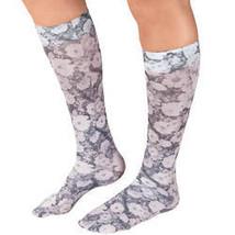 Celeste Stein Compression Socks, 15-20 mmHg-Queen-Noir Roses - $32.48
