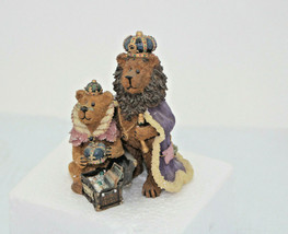 The Boyds Collection #2437 Aurora and Rex... Saving the Family Jewels - $17.02
