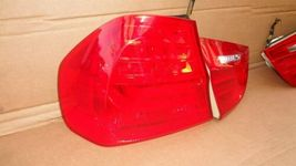 09-11 BMW E90 4dr Sedan Taillight lamps Set LED 328i 335i 335d 328 335 320i image 3