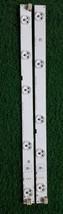 Emerson LF391EM4 1 Pair Led Strip (R) & (L) UDULEDOGS017& UDULEDOGS016 Rev.C - $14.00
