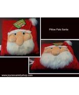 """Pillow Pals Santa Holiday 12"""" x 12"""" - $13.99"""