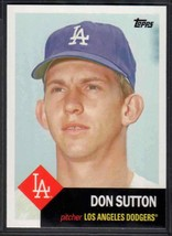 2016 Topps Archives Don Sutton #19 Los Angeles Dodgers - $0.89