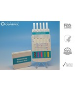 10 Panel Drug Test Kit - Drug Tests MARIJUANA COCAINE OPIATES - FDA Cleared - $3.22