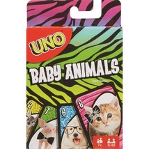 UNO Baby Animals Edition