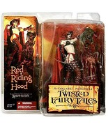 McFarlane Toys Monsters: Twisted Fairy Tales Action Figure Red Riding Hood - $103.94