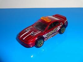 Matchbox 2000 1 Loose Vehicle D.A.R.E 5 Pack '99 Mustang Mtflk Dark Red - $4.00