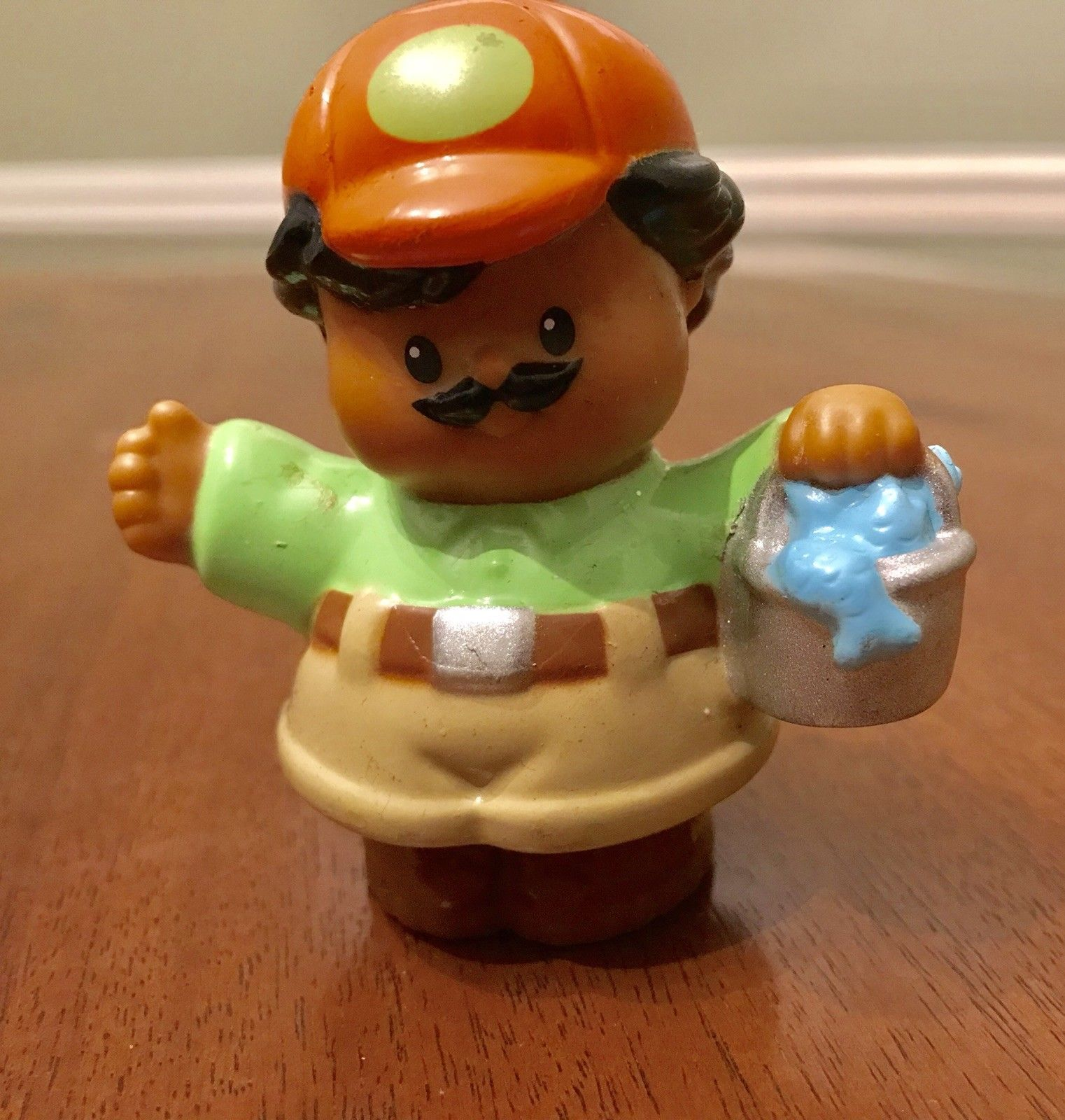 Zoo Keeper From Fisher Price Little People and similar items