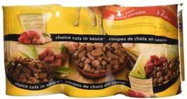 Pedigree Choice Cuts Variety 630g Cans 6 Cans - $11.69