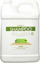 Kirby 1gal.Unscented Carpet Shampoo (4 pack) - $133.23
