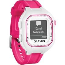Garmin(R) 010-01353-21 Forerunner(R) 25 GPS Running Watch (Small; White/... - $135.95