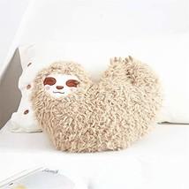 Mynse 16 inch Stuffed Animals Sloth Toys Pillow for Girls Gift Plush Sl... - $35.99