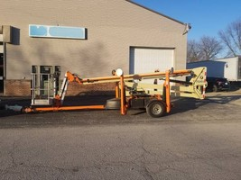 2014 JLG T500J TOWABLE BOOM LIFT FOR SALE IN 53963 image 4