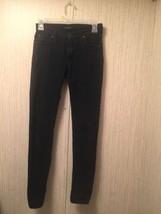 James Jeans Play USA Seun Girl Denim Blue Stretch Skinny Leg Jeans Size 26 - $14.03