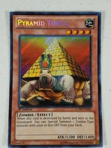 Yu-gi-oh! Trading Card - Pyramid Turtle - LCYW-EN245 - Secret Rare - 1st Ed. - $2.00