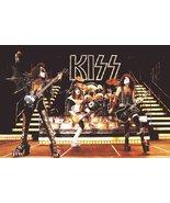 KISS LOVE GUN / ALIVE II Era 24 x 36 STAGE SHOT Custom Poster - Collecti... - $50.00