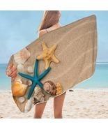 Starfish and Seashells Microfiber Beach Towel - $22.04+