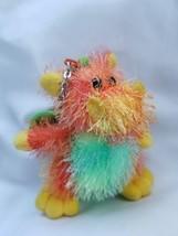 "Carlton Cards Plush DRAGON 5"" Soft Toy String Plush Stuffed Animal Zippe... - $12.57"