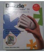 Vintage Dazzle Digital Video Creator 50 NOS VTG Old Stock - $19.79