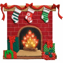 Bucilla 'Fireside Glow' Felt Wall Hanging  Embroidery Stitchery Kit, 86821 - $34.99