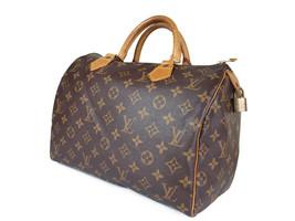 Authentic Louis Vuitton Speedy 30 Monogram Canvas Hand Bag LH2522 - $329.00