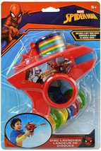CustomizedbyBilgin Marvel Ultimate Spiderman  Disc Launcher - $13.85