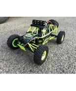WLtoys 12428 1 / 12 Scale 2.4GHz 4WD Off Road Vehicle with LED Light - $91.63