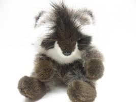 La Z Boy Raccoon Toy  Stuffed Animal Vtg Collectible Plush Toy Lazy Boy ... - $34.63