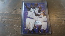 1996 Fleer CHRIS WEBBER NEW HEIGHTS Basketball Card #10 of 10 - $5.44