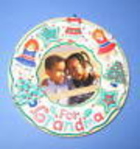 For GRANDMA Hallmark Keepsake Ornament Photo Frame New in Box  - $12.86
