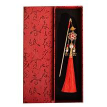 Classical Retro Hair Decor Elegant Traditional Hair Clip With Tassels,Hair Acces - $23.06