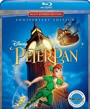 Disney Peter Pan Signature Collection [Blu-ray+DVD, 2018]