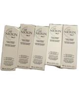 5 PK Nioxin System 1 Scalp Therapy Conditioner Fine Hair 1.7 OZ NIB - $28.04