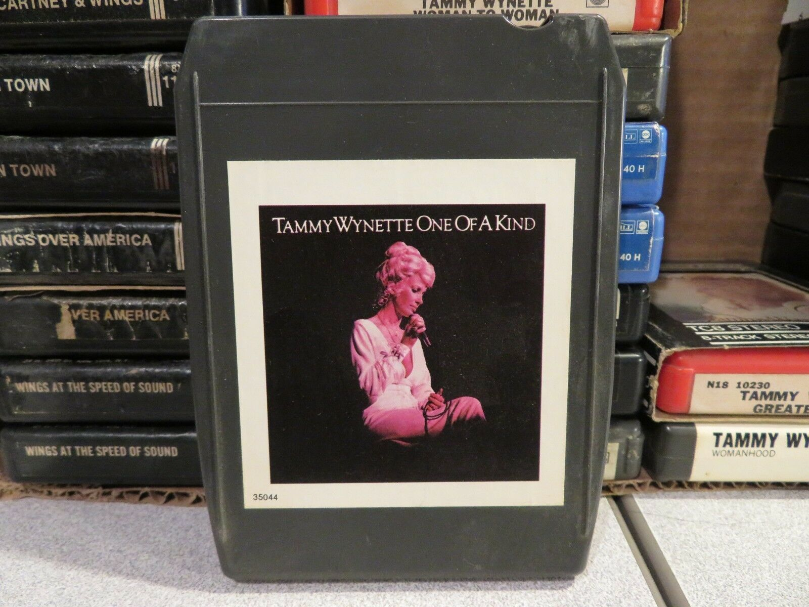 Primary image for TAMMY WYNETTE One of A Kind (8-Track Tape)