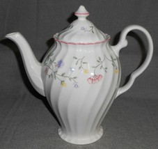 Johnson Brothers SUMMER CHINTZ PATTERN 6 Cup Coffee Pot ENGLAND  - $79.19