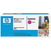 HP Q6003A Laser Toner Cartridge for LaserJet 2600n Printers - 2,000 page yield - $56.07