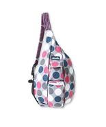 KAVU Rope Bag, Got Dots, One Size - £41.06 GBP