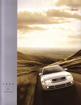 2002 Audi S4/S4 AVANT sales brochure catalog 02 US - $12.00