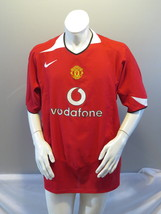 Manchester United Jersey (Retro) - 2004 Home Jersey by Nike - Men's 2XL - $75.00