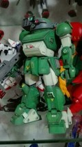 BANDAI Armored Trooper Votoms Plastic Model 1/20 Scope Dog Finished From... - $316.64
