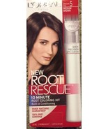 L'Oreal Root Rescue 10 Minute Root Coloring Kit w Conditioning 5 Medium ... - $9.04