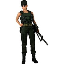 Movie Masterpiece Terminator 2 Sarah Connor 1/6 Scale Figure Hot Toys JP - $494.20