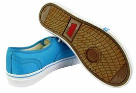 Levi's Women's Classic Premium Atheltic Sneakers Shoes Rylee 524342-62U Aqua image 8