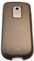 Original Brown Phone Battery Door Back Cover Case Replacement For HTC He... - $4.57