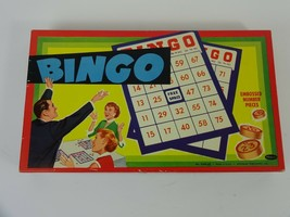 Vintage Bingo for Young and Old #5344:59 Family Game by Whitman All Numbers - $21.11