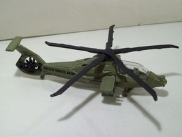 MAISTO US ARMY RAH-66 COMANCHE DIE CAST HELICOPTER MILITARY  - $14.65