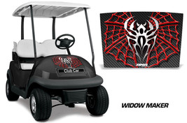 Club Car Precedent i2 Golf Cart Hood Graphic Kit Wrap Decal 2008-2013 WI... - $69.25